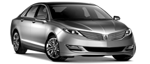 Latest Model Lincoln MKZ
